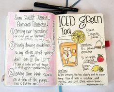 recipe journaling