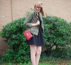 writes like a girl: many days, many ways: utility jacket