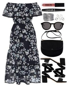"""Untitled #4638"" by natalyasidunova ❤ liked on Polyvore featuring Athena Procopiou, Thierry Lasry, Avenue, ASOS and NYX"