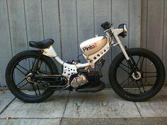 '78 Puch Pinto Custom