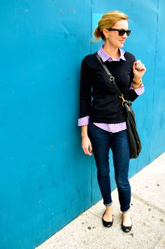 C. Style: Keeping it Real in Rainy Day Flats