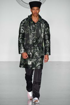 Astrid Andersen Spring 2016 Menswear - Collection - Gallery - Style.com