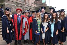 2014 graduations - Monday 14 July, afternoon
