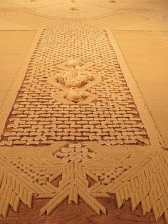 Pasta Carpet - WE MAKE CARPETS