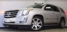 Luxurious 2015 Cadillac Escalade? #MotorcarsofLansing #Lansing #Michigan #Saab #cars #autosales #finance