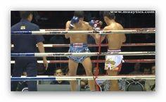 Video: Awutlek vs Songkom - Lumpini Stadium, 17 Januar 2014