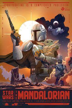 Star Wars Fan Art, Hq Star Wars, Star Wars Meme, Star Wars Pictures, Star Wars Images, Regalos Star Wars, Mandalorian Poster, Cuadros Star Wars, Arte Nerd