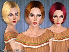 Sintiklia Hair Mikaella - Sims 3 Downloads CC Caboodle
