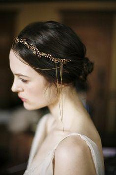 headpieces by jenniferbehr.com bridal headpieces, weddings, hair pieces, jennif behr, beauti, hair accessories, veil, headbands, wedding hairstyles
