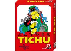 Tichu Board Game A very common game in China Great for 4 players Also suited for large groups For ages 10 and up Playing time is 30 minutes to and hour and a half Pokemon Buddy, Moshi Monsters, Cardfight Vanguard, Games Today, Skylanders, Indoor Games, Family Games, World Of Warcraft, Trading Cards
