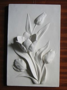 Clay Wall Art, Ceramic Wall Art, Mural Wall Art, Canvas Art Projects, Clay Art Projects, Craft Stick Crafts, Clay Crafts, Wall Sculptures, Sculpture Art