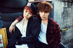 "Bts "" war of hormone ""   #jin and suga"