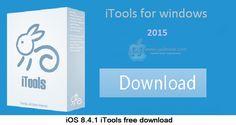 ios 8.4.1 iTools