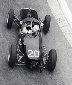 1960 Stirling Moss - Lotus 18