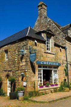 Locronan, Finistère, Brittany