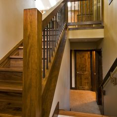 Stair Railing Design Ideas, Pictures, Remodel, and Decor - page 91