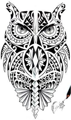Tatuagens Maori - Fotos e Significados | Menina de Atitude