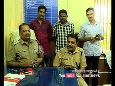 Odisha citizen arrested in Ernakulam with 22.5 KG of ganja | FIR 23 Mar 2016 - YouTube