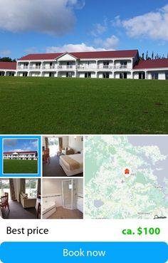Kerikeri Park Motel (Kerikeri, New Zealand) – Book this hotel at the cheapest price on sefibo.