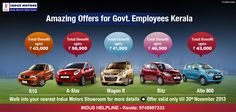 Amazing offers for Govt Employees Kerala