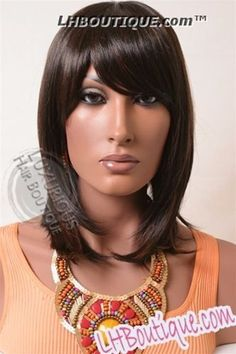 New Orleans Lace Wigs 106