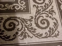 Cross Stitch Pillow, Cross Stitch Kits, Cross Stitch Designs, Cross Stitch Patterns, Filet Crochet Charts, Graph Design, Crochet Butterfly, Crochet Tablecloth, Tapestry Crochet