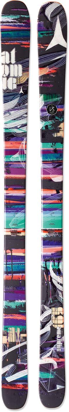 Atomic Supreme Skis - Women's - 2013/2014 - Free Shipping at REI.com.