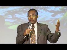 (3) Dr Ben Carson VS Evolution - YouTube