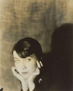 Man Ray~Berenice Abbott