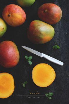 Mango Coconut Rice Pudding | Cook Republic