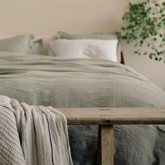 COYUCHI (@coyuchi) posted on Instagram • Mar 25, 2020 at 6:09pm UTC Pick Stitch, Linen Sheets, Maine House, Flat Sheets, Sheet Sets, Duvet Covers, Pillow Cases, How To Memorize Things, Blanket