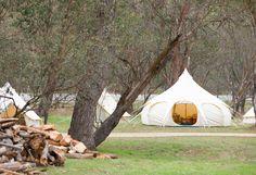 Lotus Belle - DIY glamping tents