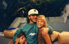 Joseph Mazzello, Steven Spielberg and Ariana Richards | Rare, weird & awesome celebrity photos