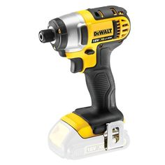 Impact Driver Only DeWalt 18V XR Lithium-Ion LED Light Weight Long Tool Life New #DEWALT #Custom