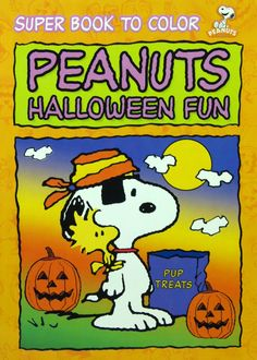 Peanuts Halloween Fun Charlie Brown Halloween, Peanuts Halloween, Halloween Fun, Peanuts Toys, Peanuts Gang, Snoopy And Woodstock, Halloween Coloring, Vintage Paper Dolls, Colors