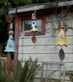 whimsical bell chimes