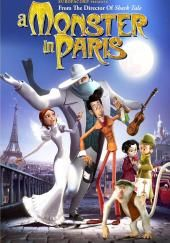 Directed by Bibo Bergeron. With Matthieu Chedid, Vanessa Paradis, Gad Elmaleh, François Cluzet. A movie set in Paris in the year 1910 and centered on a monster who lives in a garden and his love for a beautiful, young singer. Paris Film, Paris Movie, Paris Paris, Paris France, Kid Movies, Movies And Tv Shows, Movie Tv, Children Movies, Childhood Movies