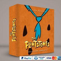 Los Picapiedras · Español latino #ColeccionCompleta DVD · BluRay · Calidad garantizada. Pedidos: 0414.402.7582 Presentación #BoxSet exclusiva de RetroReto. → http://www.RetroReto.com/