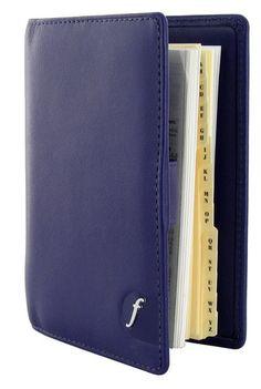 New for the 2012-2013 Collection - Ultra Violet Filofax Boston Organizer - Pocket Slim
