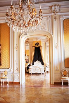 The Hotel Imperial in Vienna, Austria  - TownandCountryMag.com