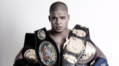 "GLORY Exclusive: Tyrone ""The King of the Ring"" Spong"