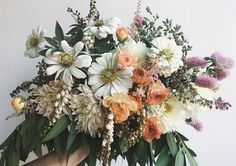 Running Wild Florals Creates Bridal Bouquets of Uncommon Beauty ~ we ❤ this! moncheribridals.com