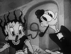 Tralfaz: Scaring Betty Boop