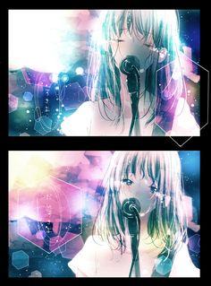 こくはく Pretty Anime Girl, Kawaii Anime Girl, I Love Anime, Anime Art Girl, Manga Girl, Anime Girl Crying, Sad Anime, Manga Anime, Anime Comics
