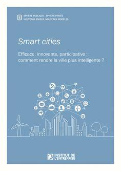 Efficace, innovante, participative : comment rendre la #ville plus #intelligente ? #smartcity