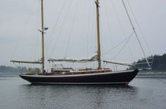 ABIGAIL is a classic John Alden ketch currently used as a charter vessel to explore the bays and islands of midcoast Maine. Description from luxuryatch.com. I searched for this on bing.com/images