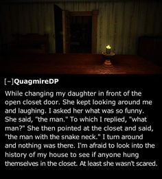 25 More of the Creepiest Things Kids Have Told Their Parents!