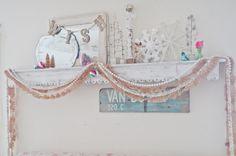 Vintage Whites Market: Vanessa's Vintage Christmas Ornaments & Decor!