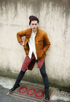 Style For Menwww.yourstyle-men.tumblr.com VKONTAKTE -//-... COLOR LAYERING