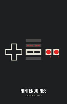 Game Console Launch Posters - Created by Chloe Wood